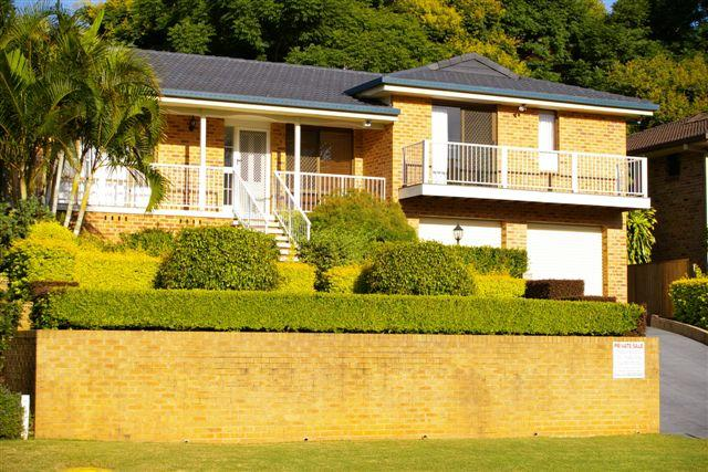 Our new house in Coffs Harbour